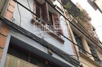 Cho thuê nhà phố Vương Thừa Vũ, 40m2 x 4 tầng full đồ, giá 10tr/tháng
