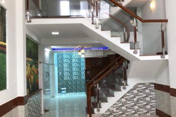 Bán nhà 1 trệt lửng 2 lầu (4x15m) giá 4.1 tỷ (TL),  đường 7m,  Hiệp Thành 13, P. HT, Q12