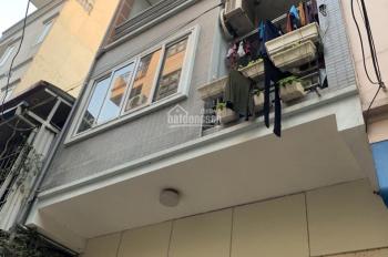 Bán nhà phân lô ô tô phố Thanh Bình, Hà Đông. 4 tầng 50m2 ô tô vào nhà, LH 0328184861
