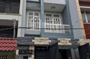 Nhà cho thuê nguyên căn Nguyễn Cửu Đàm quận Tân Phú Diện tích 4x20