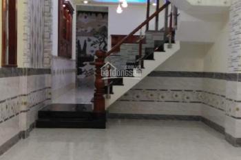 Bán nhà 1 trệt 3 lầu (4x20m) giá 5 tỷ (TL), đường 8m Huỳnh Thị Hai, P. TCH, Q12