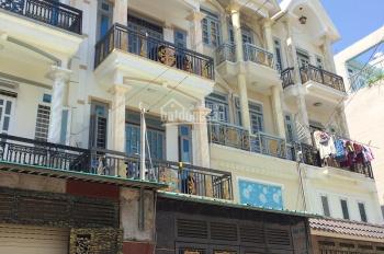 Bán nhà 1 trệt 3 lầu (4x17m) giá 4.45 tỷ (TL), đường nhựa 8m, Nguyễn Ảnh Thủ, P. HT, Q12
