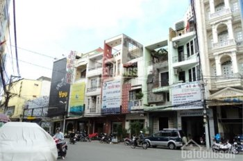 Chính chủ bán MT Huỳnh Văn Bánh góc Nguyễn Văn Trỗi, 4x15m, 5 tầng + ST. HĐ: 50tr/th, 17.6 tỷ TL