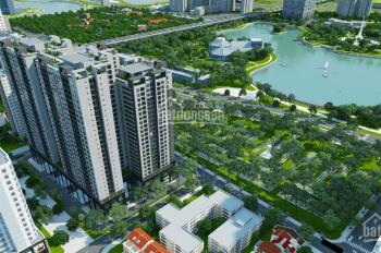 Cần bán căn hộ 3PN DT 101m2, nội thất cao cấp, Việt Đức Complex 39 Lê Văn Lương