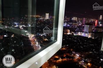 Cho thuê căn hộ Hoàng Anh Gia Lai 2 phòng ngủ đầy đủ nội thất, tầng cao view hồ. LH: 0937 133 393