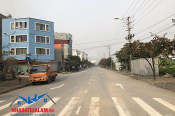 Bán 34.2m2 đất mặt đường 22m khu TĐC Trâu Quỳ, Gia Lâm, LH 097.141.3456
