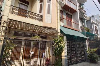 Cần bán gấp nhà đẹp MT Nguyễn Thị Đặng, DT 4X27m, CN hơn 100m2. 6.8 tỷ, LH 0983320348