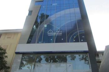 Cho thuê nguyên căn mặt tiền Trần Phú, quận 5. DT: 8x25m, 4 tầng, kết cấu phù hợp ngân hàng