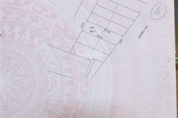 Bán đất mặt tiền 11B, 6x21m, hai mặt tiền. LH: 0947388282