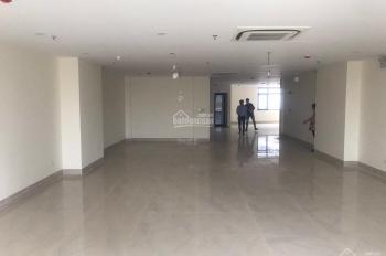 Cho thuê nhà mặt đường Nguyễn Văn Huyên, diện tích 155m2 x 8T, mặt tiền 8m. 0988844074