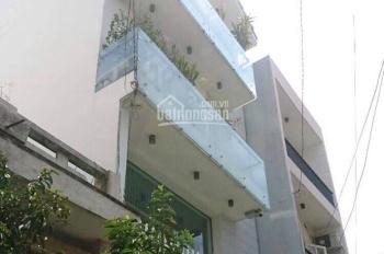 Cho thuê nhà MT Hoa Hồng, P. 2, Phú Nhuận, DT 4x16m, 3 lầu ST. Giá 40 triệu tiện làm công ty