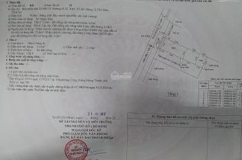 Bán đất hẻm 22 đường 22, phường Linh Đông, Quận Thủ Đức