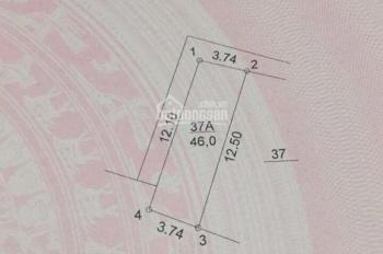 Gấp! Bán nhà cấp 4 cạnh chợ Mỗ Lao 46m2 giá chỉ 3,3 tỷ ô tô đỗ cửa, LH 0328184861