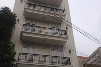 Cho thuê khách sạn mặt tiền Mạc Thị Bưởi, p Bến Nghé, quận 1. DT: 5x20m 7 tầng giá 290tr
