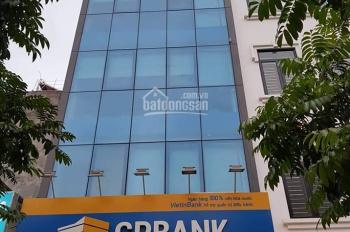 Mặt phố Trần Thái Tông, Trung Kính Cầu Giấy, mặt tiền 5m, xây 7 tầng thang máy hơn 30 tỷ