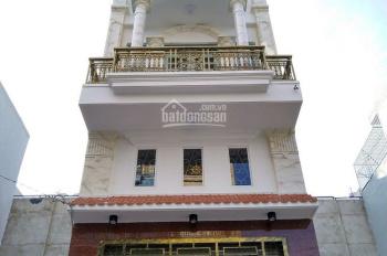 Bán nhà 1 trệt lửng 2 lầu (4x15m) giá 4.35 tỷ (TL), đường 7m, Nguyễn Ảnh Thủ, P. HT, Q12