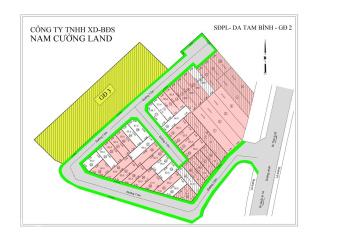 Bán lô đất số 19 đường Gò Dưa, DT 50.6m2 (4.2x12.04m), đường nhựa 7m, giá 2.67 tỷ