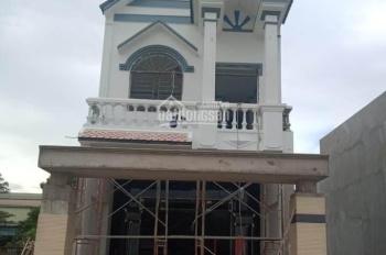 Bán nhà khu dân cư Triệu Hoàng Long, nhà mới xây 1 trệt 1 lầu, diện tích 80m2