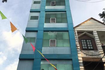 Bán khách sạn 6 tầng, 21 phòng mặt tiền Cù Chính Lan
