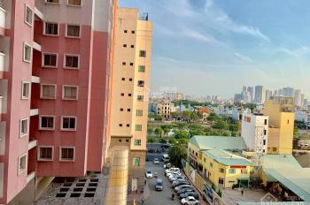 Cho thuê căn hộ Central Garden Q1. 78m2, 2PN, đầy đủ nội thất, tầng cao giá 13.5tr/th LH 0932204185