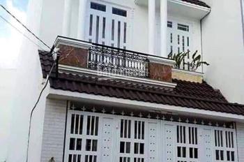 Bán gấp nhà 1 trệt 1 lầu, QL 50 Đa Phước, Bình Chánh