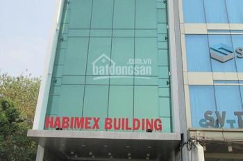 Cho thuê văn phòng đường Phan Thúc Duyệt quận Tân Bình tòa Habimex Building DT 140m2 giá 40tr/tháng