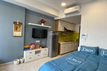 Cho thuê căn hộ 1 phòng ngủ - River Gate Q4 - Nội thất đầy đủ - giá: 13 tr/th bao phí quản lí