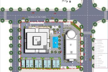 Cần bán gấp căn hộ chung cư The Legacy, giá chỉ 32tr/m2, LH: 0364996873