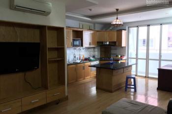 Cho thuê căn hộ Central Garden, 328 Võ Văn Kiệt, Q1. 75m2/2PN full nội thất giá 13tr/tháng TL