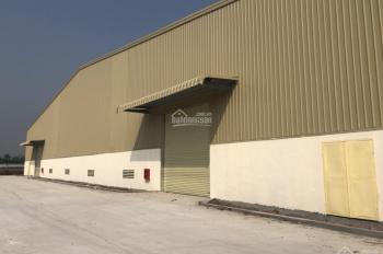 Chính chủ cho thuê nhà xưởng 500m2, 1000m2, 2000m2 tại KCN Nguyên Khê, Đông Anh, Hà Nội
