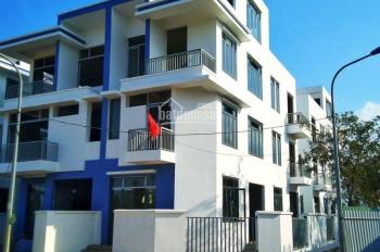 Cần bán nhà phố 2 mặt tiền, 3 tầng, đường 12m, DT 160m2, Nguyễn Duy Trinh, Quận 9. LH: 0707220594