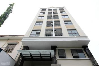 Bán tòa nhà CHDV góc 2MT Ba Tháng Hai - CMT8, Q10, DT 670m2, 6 tầng, TN 180tr/tháng LH 0706.812.302
