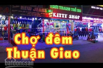 Tôi cần sang gấp 3 lô ngay MT chợ Thuận Giao, Bình Dương, DT 5x20m, giá: 1.48 tỷ. LH: 0904420072