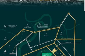 Bán lô đất giá rẻ nhất dự án SG Mystery Villas Q2. 5*20m, kế Đảo Kim Cương, LH 0934796501