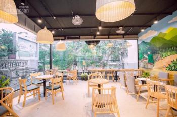 Mặt tiền siêu rộng! Sang nhượng quán cafe Nguyễn Chí Thanh 130m2, 1 tầng, 18m mặt tiền