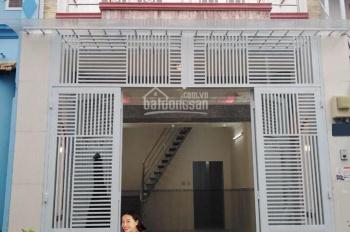 Nhà hẻm 4.55m, Bà Hom, 1 trệt 1 lầu, 4x14.8m