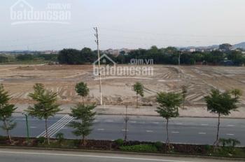 Bán đất nền tại TT Lim, Tiên Du, Bắc Ninh. Giá đầu tư vị trí trên trục đường Quốc Lộ 1a