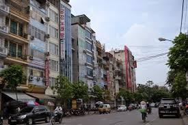 Sang nhượng cửa hàng tại Phố Nguyễn Thị Định, diện tích, 60m2 x 3 tầng