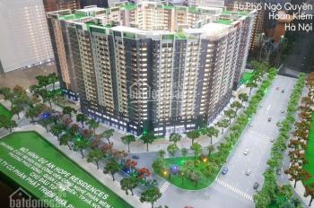 Cho thuê căn hộ 70m2 tại dự án chung cư Hope Risedences, Phúc Đồng, Long Biên