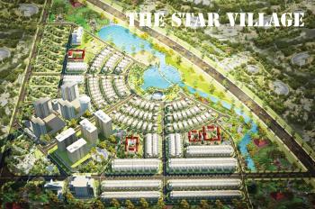 Bán lô trục chính DA The Star Village, Nhà Bè, đường 40m giá 32tr/m2, LH: 0982.918.198 - Thu Sang
