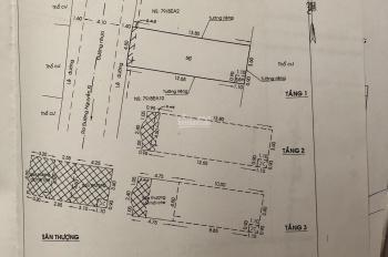 Bán nhà HXH 8m Nguyễn Xí 2 chiều, P. 26, Q. Bình Thạnh, DT: 4.5 x 14m, trệt 3 lầu, giá 8.8 tỷ