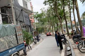 Bán nhà mặt phố Trấn Vũ - Nguyễn Khắc Hiếu, view hồ Trúc Bạch. DT: 35m2, MT: 4m, giá 16.5 tỷ