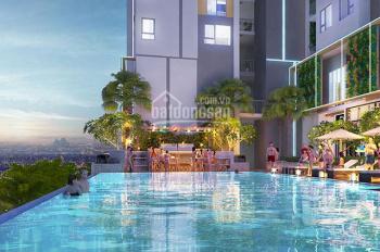 Cần bán nhanh căn góc The Pegasuite 2, MT Tạ Quang Bửu, 62m2 2PN. Giá: 1,98 tỷ