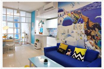 Cho thuê Masteri An Phú 2 phòng ngủ full nội thất, nhà mới view thoáng giá 14 triệu, LH: 0909259869