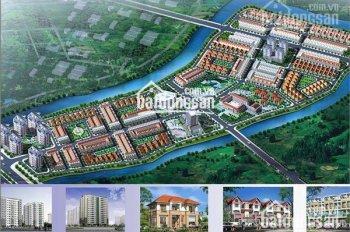 Thanh lí nhanh lô đất KDC 13A Hồng Quang, Nguyễn Văn Linh, sổ đỏ, 100m2, 16tr/m2. 0784194524