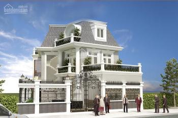 Bán biệt thự 3t mặt đường phố Tô Ngọc Vân, Tây Hồ. Giá 25 tỷ
