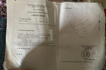 Nhà cấp 4 446m2 đất (80m TC) giá 1tỷ7 gần trường THCS An Nhơn Tây, Củ Chi, SHR, 0937937806