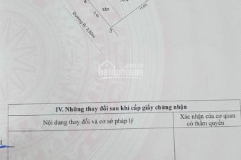 Bán nhà 60m2 mặt tiền 5,4m ngõ 622 Hà Huy Tập, TT Yên Viên, Gia Lâm, LH 0913895929