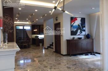 Cho thuê biệt thự khu đô thị Trung Văn, thiết kế hiện đại, sang trọng, diện tích 170 m2
