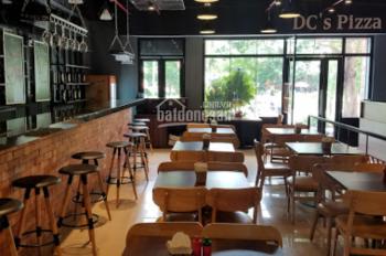 Cho thuê mặt bằng làm nhà hàng mặt phố Nguyễn Cơ Thạch, diện tích 180m2, giá thuê 100triệu/tháng